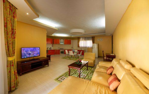 Three Bedroom Suites